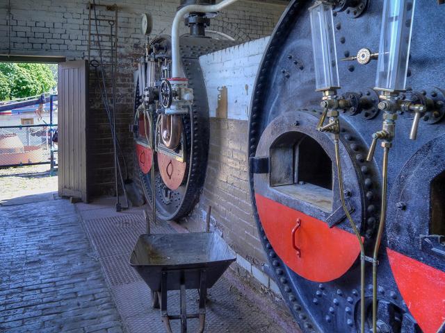 The Boilerhouse, Ellesmere Port Boat Museum