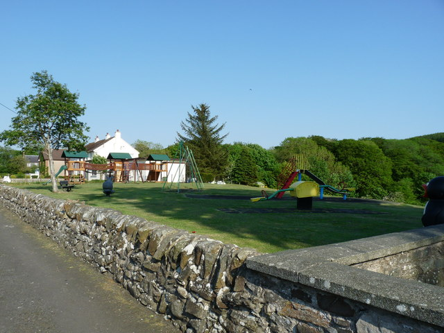 Kids Play Area, Glenluce