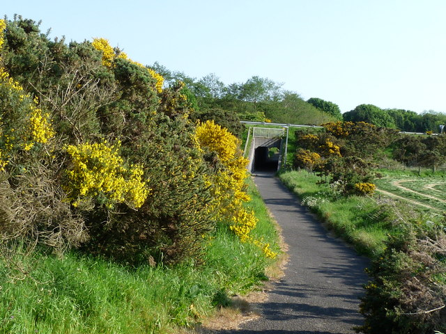 Cycle and Footpath to Stairhaven