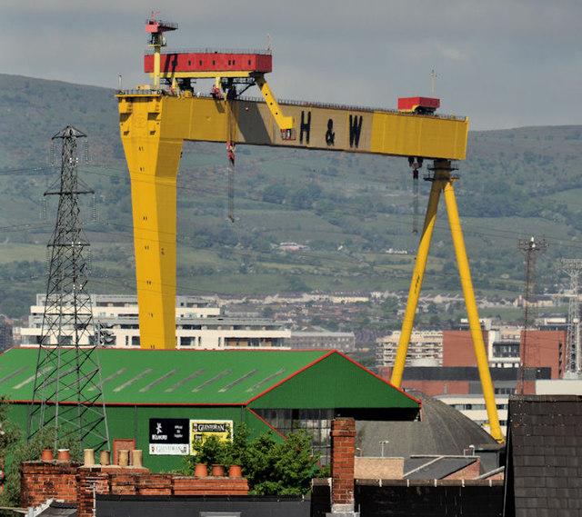 """Samson"", Belfast (4)"