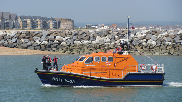 RNLB Golden Jubilee