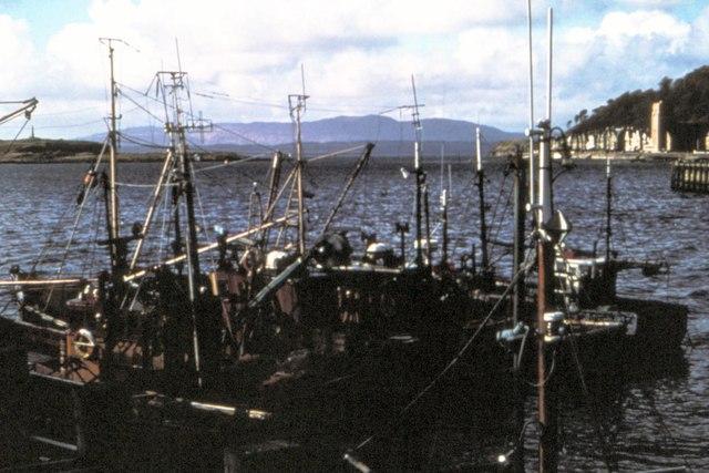 Oban - 1978