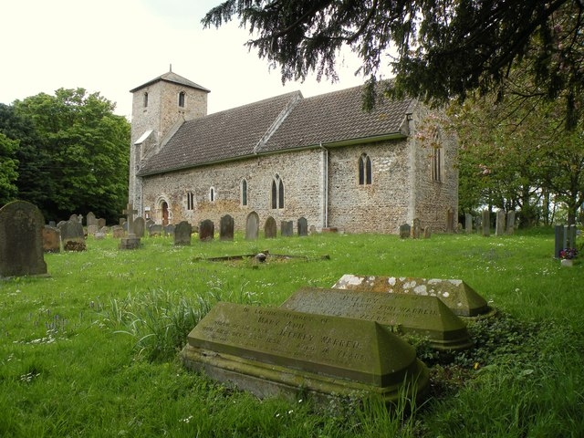 St. John Evangelist: the parish church of Ovington