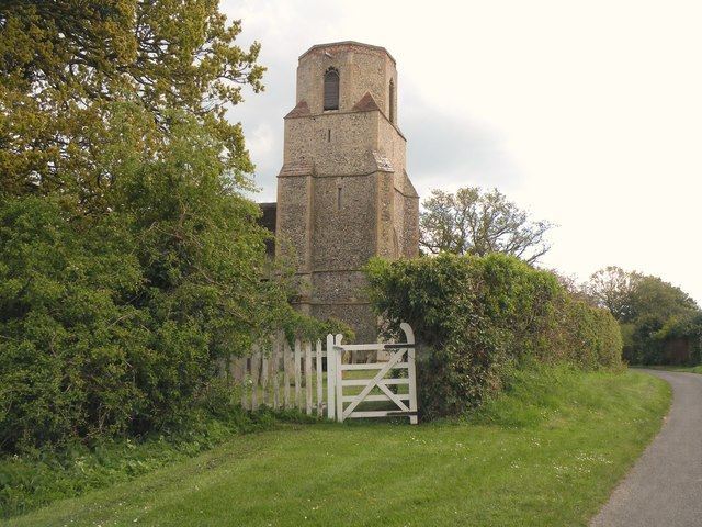 Holy Trinity: the parish church of Scoulton