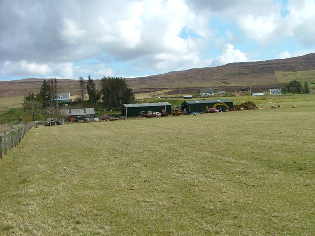Farm at Earlish