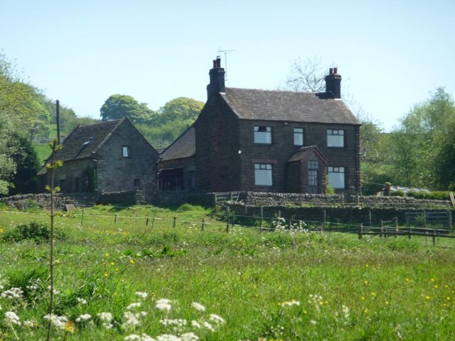 Gorstycroft Farmhouse