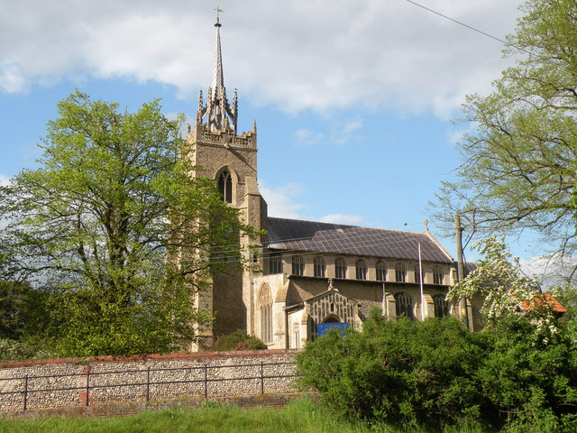 St. Peter & St. Paul: the parish church of East Harling