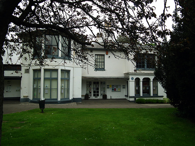 Hitchin Museum and Art Gallery AKA Charnwood House