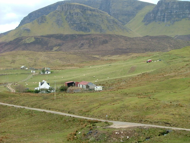 Croft in Sartle