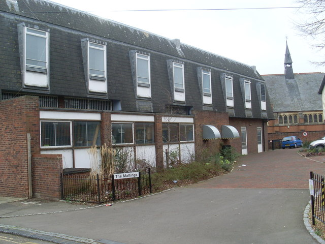 Newport Pagnell Telephone Exchange (2)