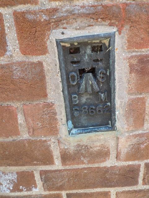 Flush Bracket S8662 on Honey Hill, Cambridge