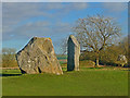 SU1070 : Avebury - Standing Stones by Chris Talbot