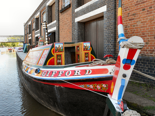 Gifford, National Waterways Museum