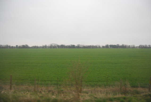 Farmland on Famine Down