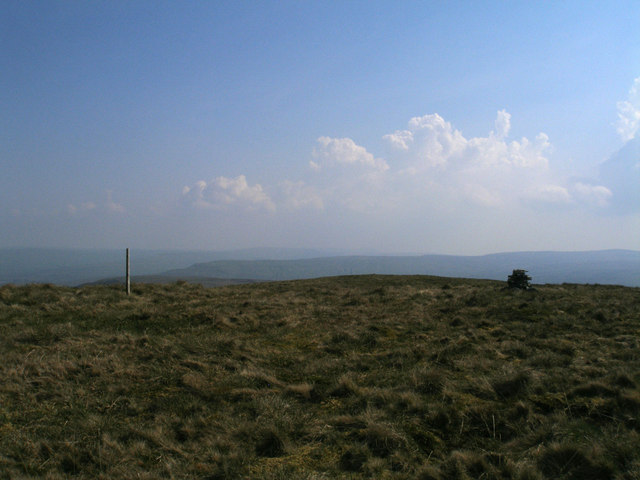 Summit of Lunds Fell (Sail Fell?)