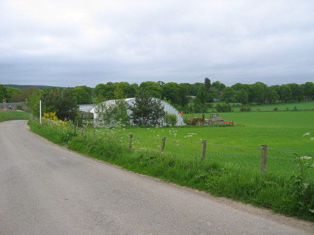 Farm building at Raitloan