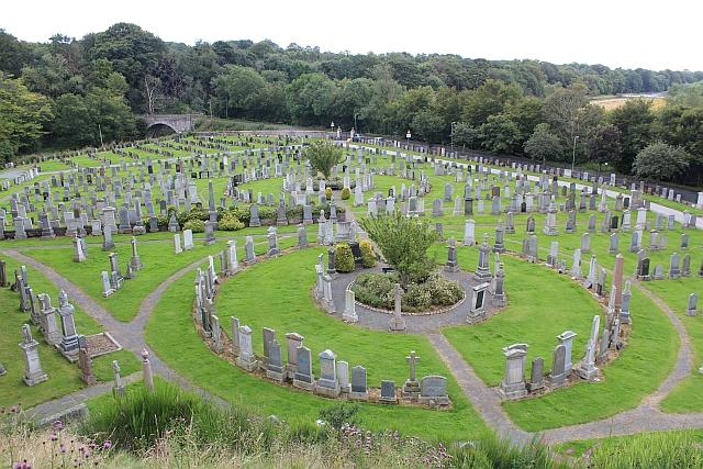 Inverurie cemetery