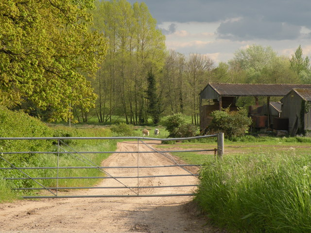 Part of Church Farm