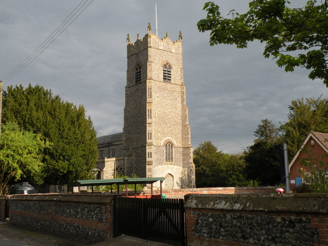 St. John Baptist: the parish church of Garboldisham