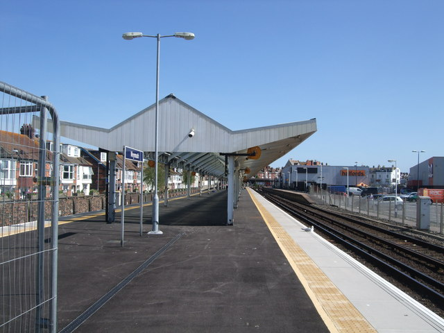 Weymouth Railway Station
