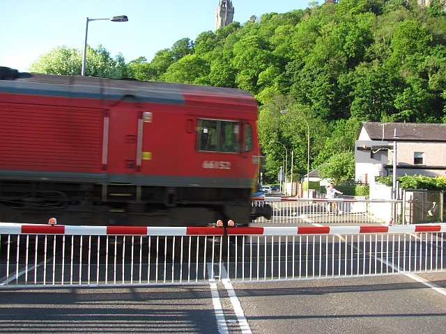 Ladysneuk Road Level Crossing