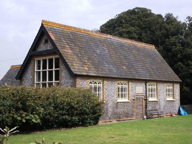 Former Infant school, Holkham
