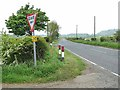 NZ0580 : A696 near Edgehouse by Oliver Dixon