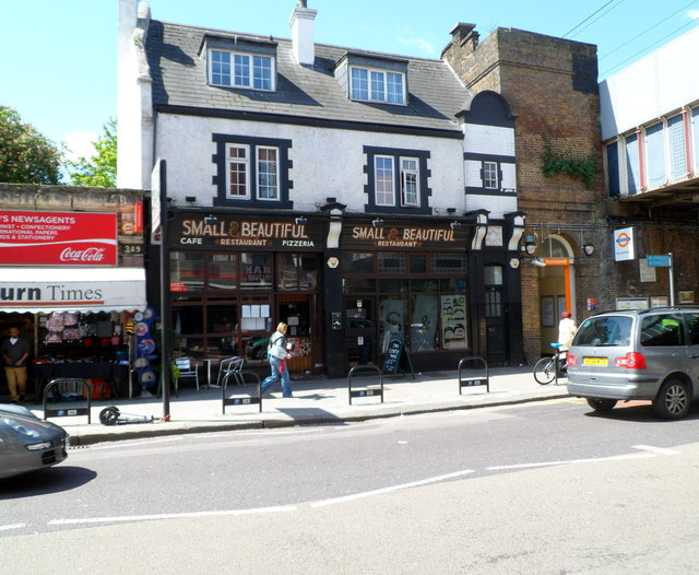 Small & Beautiful, Kilburn, London NW6