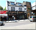 TQ2484 : Small & Beautiful, Kilburn, London NW6 by John Grayson