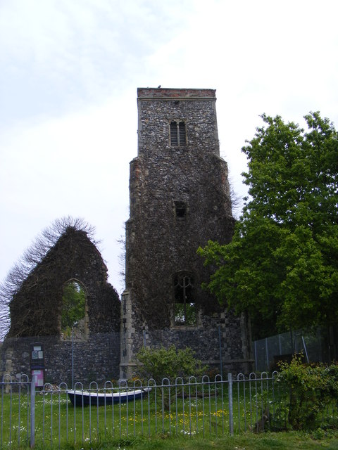 St.Margaret's Church Remains