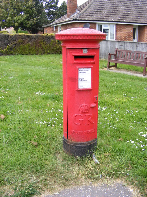 Coast Road George V Postbox