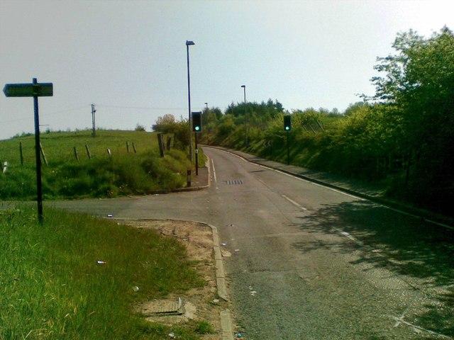 Cop Road, Sholver