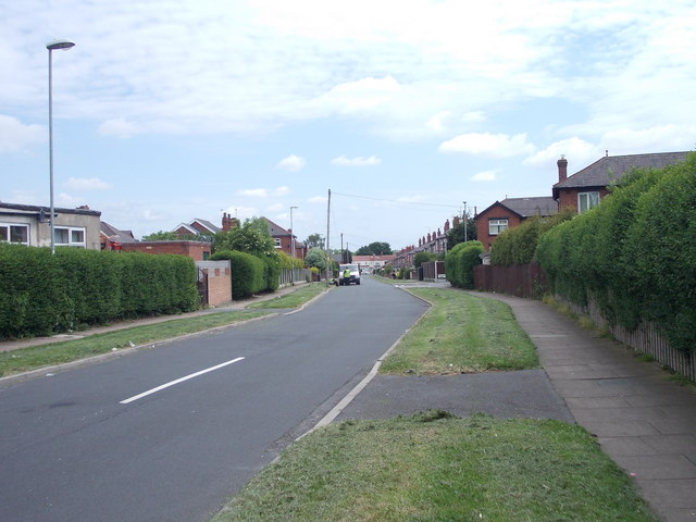 Grovehall Road - Old Lane