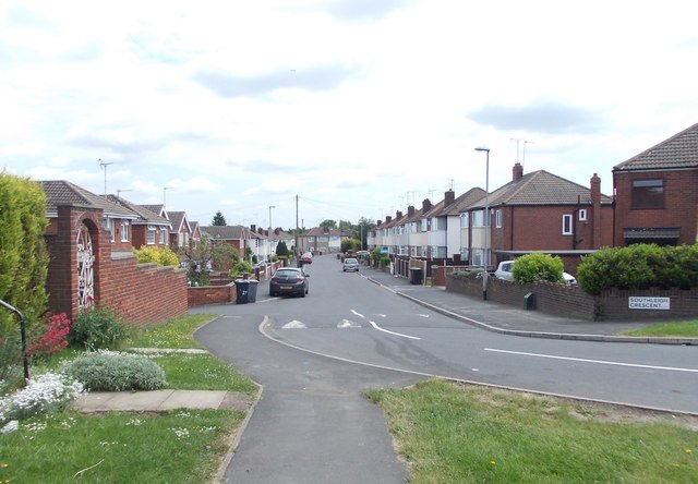Southleigh Crescent - off Ring Road, Beeston