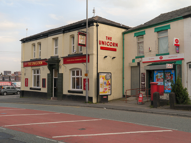 The Unicorn, Bolton Road