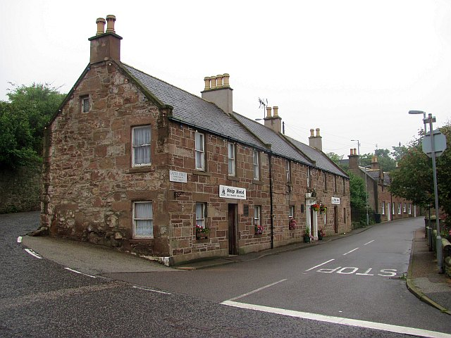 Castle Street, Johnshaven