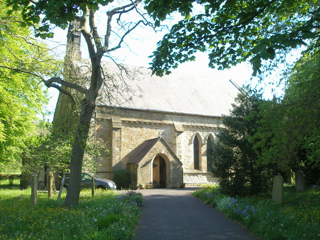 Church of St Cuthbert, Shadforth