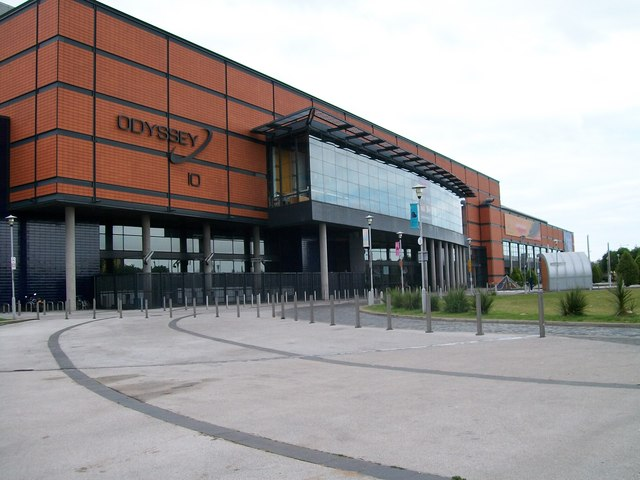 The Odyssey Arena, Belfast
