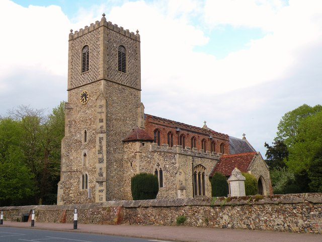 All Saints: the parish church of Hopton