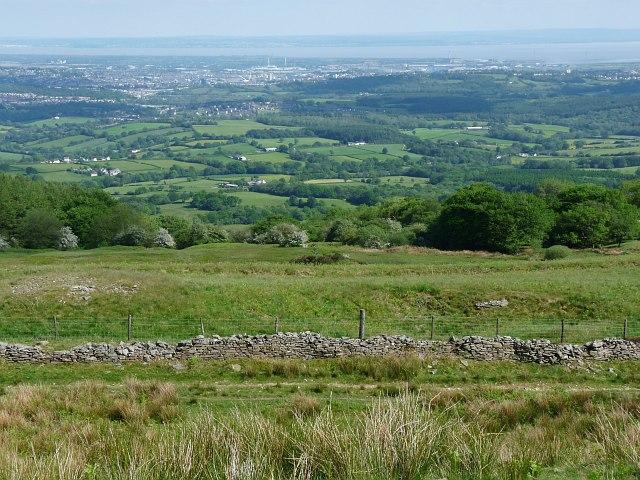View from Mynydd Henllys