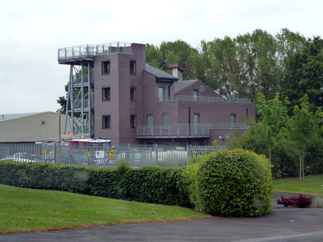 Fire & rescue training centre