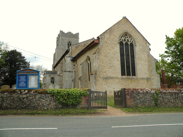 St. Andrew: the parish church of Barningham