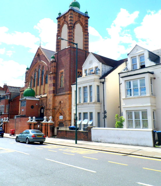 Brent Mosque and Islamic Centre, Chichele Road, London NW2