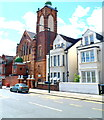 TQ2385 : Brent Mosque and Islamic Centre, Chichele Road, London NW2 by Jaggery