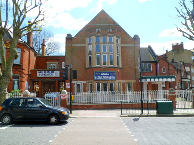 Dar al-Islam Foundation, Cricklewood, London NW2