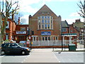 TQ2385 : Dar al-Islam Foundation, Cricklewood, London NW2 by John Grayson