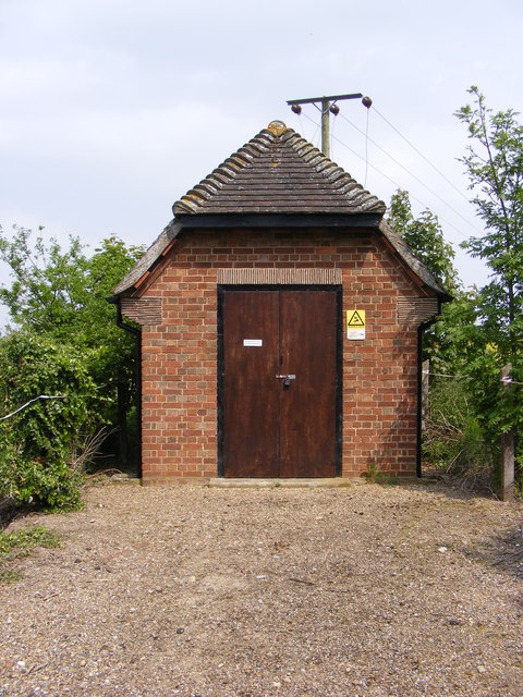 Gisleham Mill Pumping Station