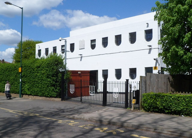 Dollis Hill Synagogue, London NW2
