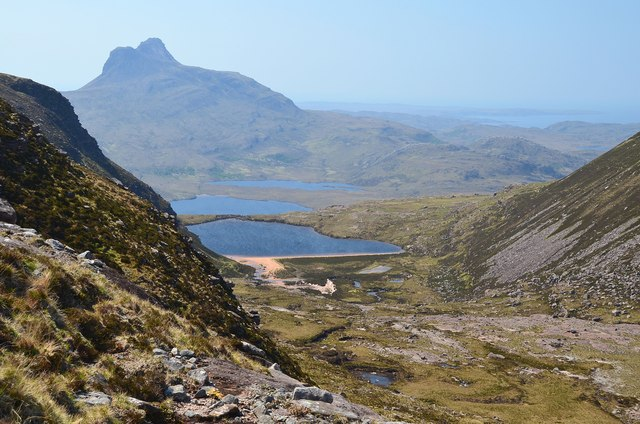 Stac Pollaidh from An Laoigh