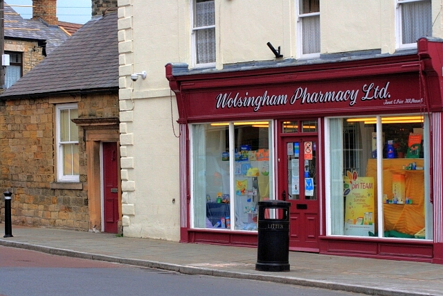 Wolsingham Pharmacy